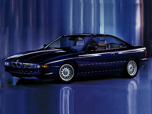 1996 BMW 850
