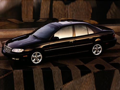 1997 Cadillac Catera