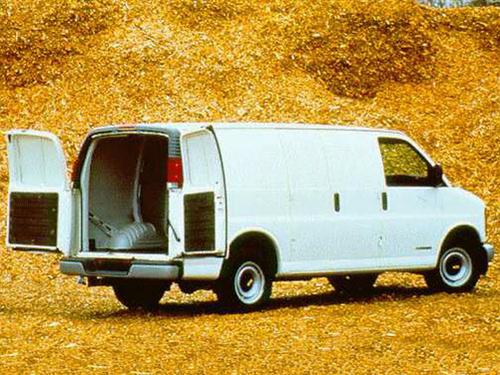 1997 Chevrolet Van