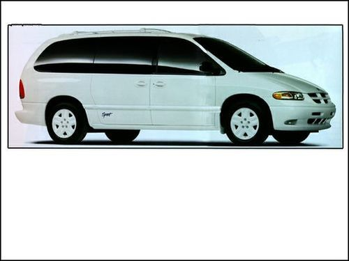 1997 Dodge Grand Caravan Trim Levels  Configurations At A Glance