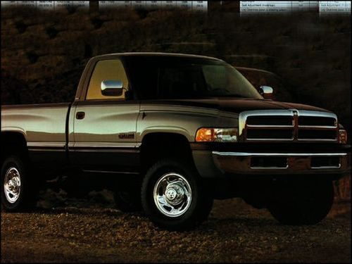 1997 dodge ram 2500 specs pictures trims colors. Black Bedroom Furniture Sets. Home Design Ideas