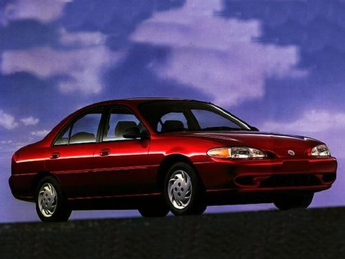 1998 Mercury Tracer