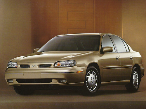 1997 Oldsmobile Cutlass