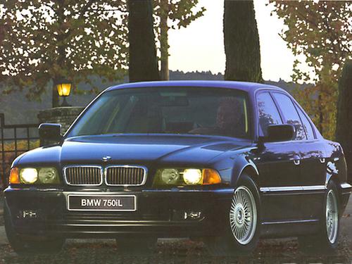 1998 BMW 750
