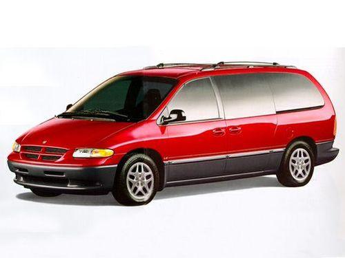 1998 Dodge Grand Caravan Trim Levels  Configurations At A Glance