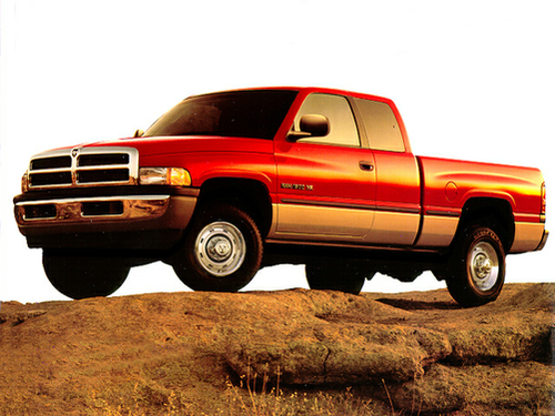 1998 Dodge Ram 2500 Overview  Carscom