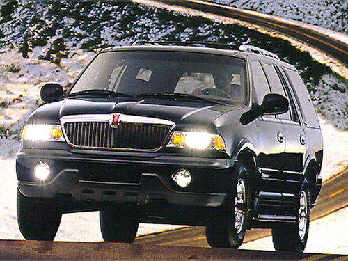 1998 lincoln navigator overview. Black Bedroom Furniture Sets. Home Design Ideas