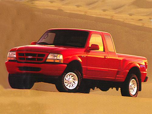 1998 Ford Ranger Overview