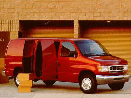 1998 Ford E250