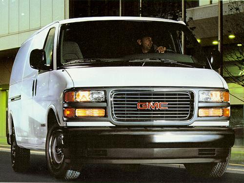 1998 GMC Savana 1500