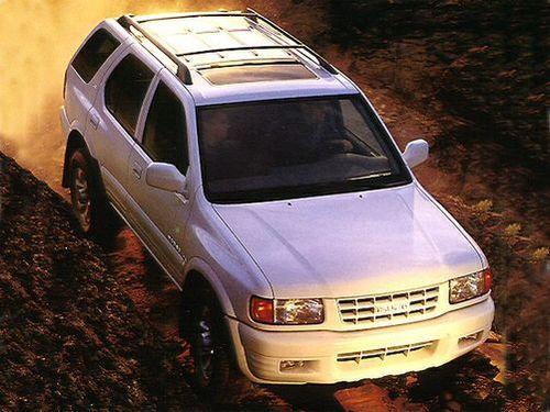 1998 Isuzu Rodeo