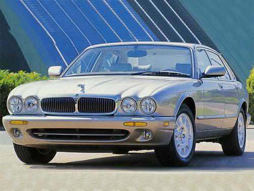1998 Jaguar Vanden Plas