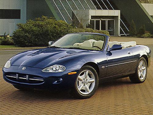1997 Jaguar Xk 8 Consumer Reviews Cars