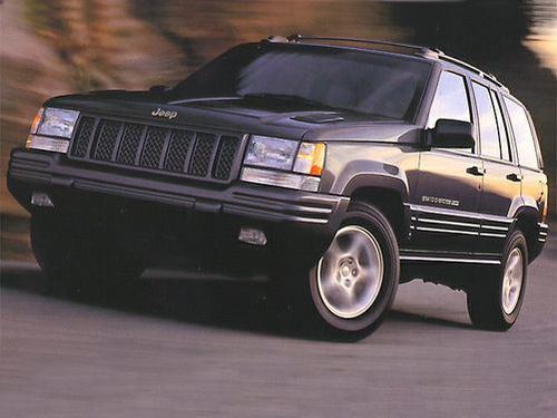1998 jeep grand cherokee overview. Black Bedroom Furniture Sets. Home Design Ideas