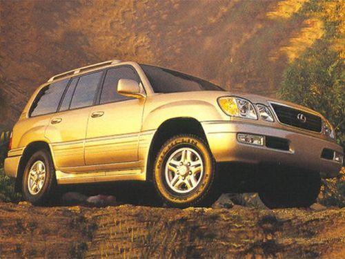 1998 Lexus LX 470