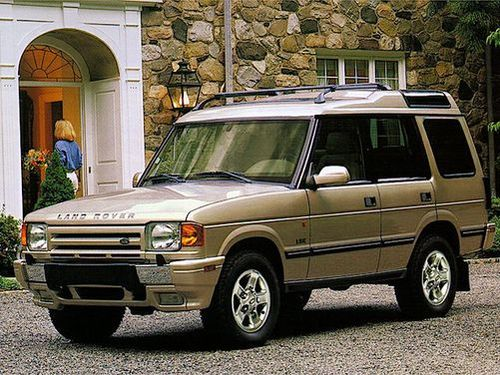 1998 land rover discovery overview. Black Bedroom Furniture Sets. Home Design Ideas