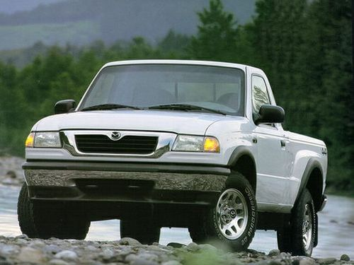 1998 ford ranger overview. Black Bedroom Furniture Sets. Home Design Ideas