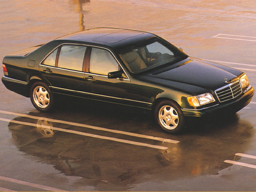 1997 Mercedes Benz S Class Reviews Specs And Prices
