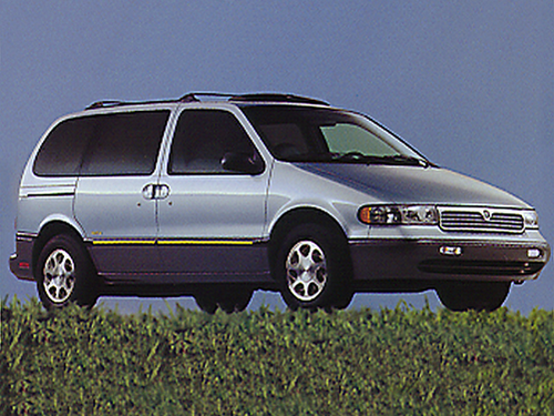 1998 Mercury Villager