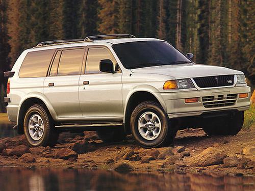 1998 mitsubishi montero sport - Mitsubishi Montero 1998