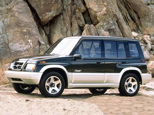 1998 Suzuki Sidekick
