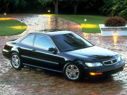 1999 acura cl specs pictures trims colors. Black Bedroom Furniture Sets. Home Design Ideas