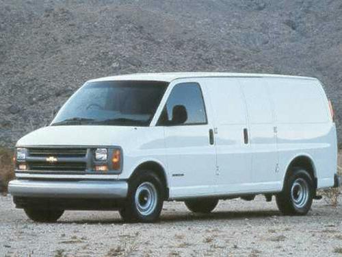 1999 Chevrolet Express 1500