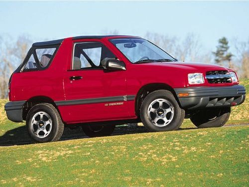 1999 chevrolet tracker specs pictures trims colors. Black Bedroom Furniture Sets. Home Design Ideas