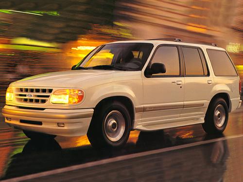 1999 Ford Explorer