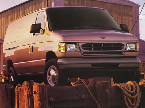 1999 Ford E250
