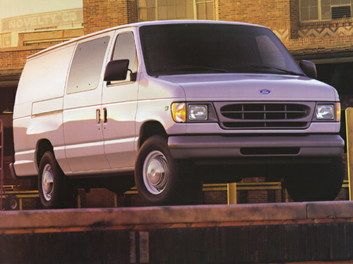 1999 Ford E350 Super Duty