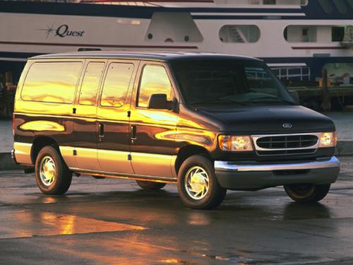 1999 Ford E150