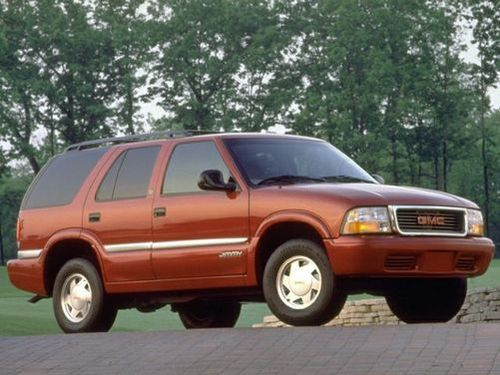 1999 Chevrolet Blazer Vs 1999 Gmc Jimmy Cars Com