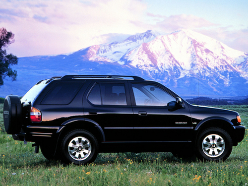 1999 Honda Passport
