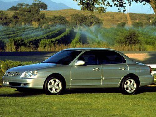 Sonata  4dr Sedan GLS