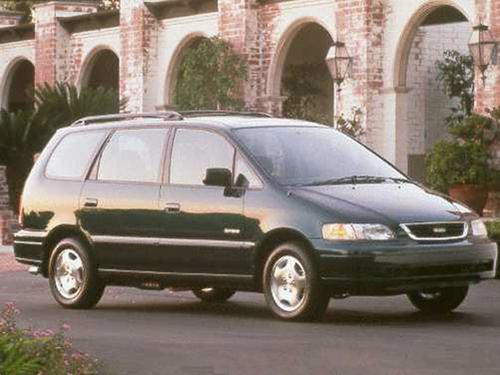 1999 Isuzu Oasis