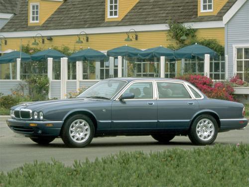 1999 Jaguar Vanden Plas