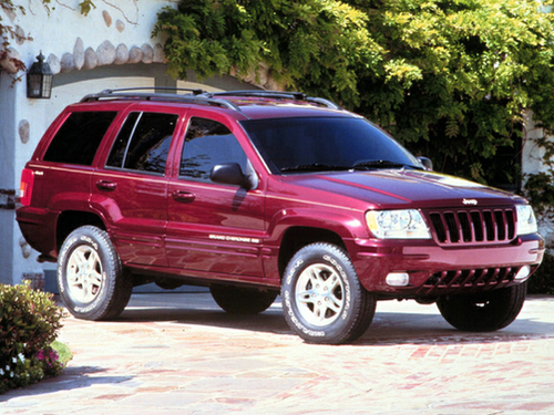 1999 jeep grand cherokee overview. Black Bedroom Furniture Sets. Home Design Ideas