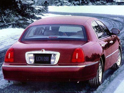 1999 Lincoln Town Car Recalls Cars Com