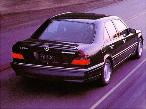 1999 mercedes benz c class reviews specs and prices for Hendrick mercedes benz