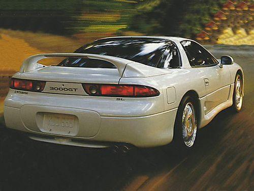 1999 mitsubishi 3000gt specs pictures trims colors. Black Bedroom Furniture Sets. Home Design Ideas