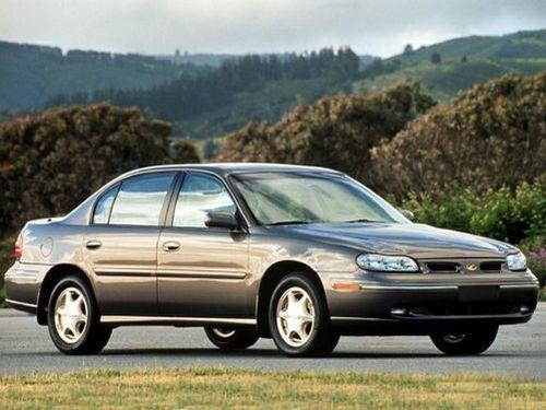 1999 Oldsmobile Cutlass