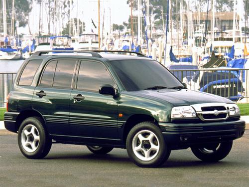 1999 Suzuki Vitara