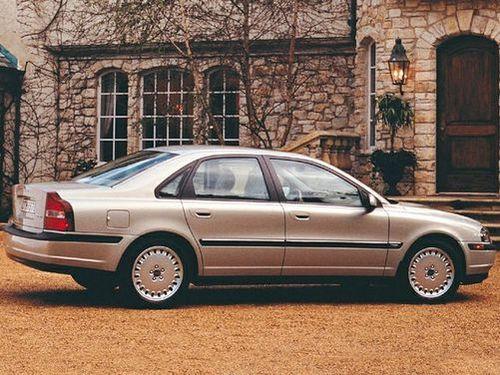 1999 Volvo S80 Trim Levels & Configurations | Cars.com