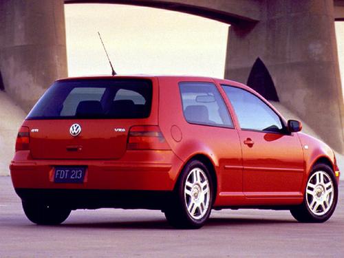 1999 Volkswagen GTI