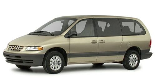 2000 Chrysler Grand Voyager Passenger Van