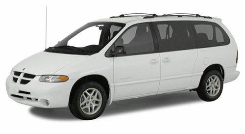2000 Dodge Grand Caravan FWD Passenger Van