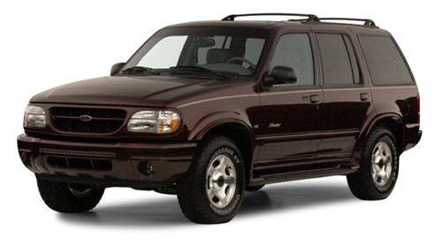 2000 Ford Explorer 4dr AWD