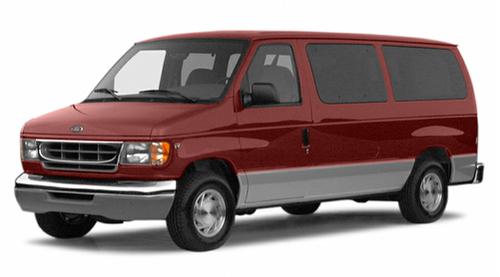 2000 Ford E150