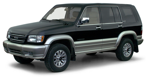 2000 Isuzu Trooper